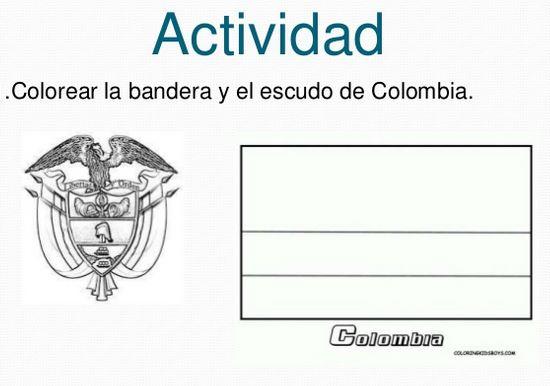 Bandera De Santander Para Colorear Juegos De Banderas Y Escudos