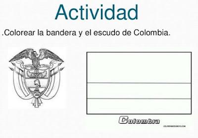 colorear de Colombia