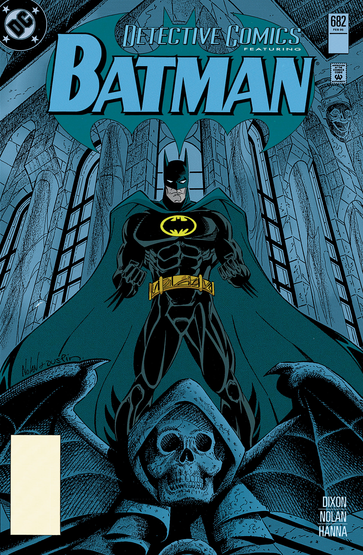 Detective Comics (1937) 682 Page 1
