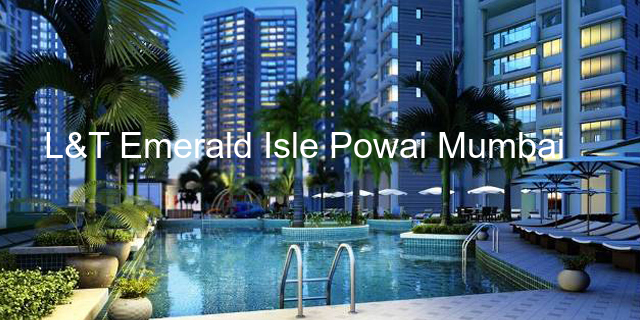 L&T Emerald Isle Powai