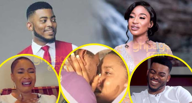 I struggled to kiss Tonto Dikeh on set the first time I saw her - james Gardiner