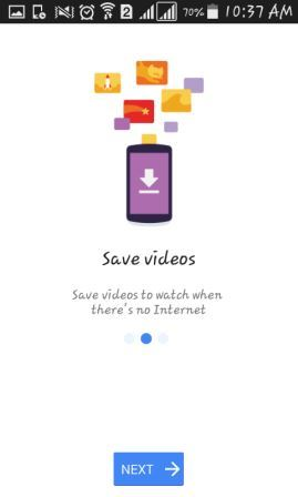 Feature of You Tube Go-trickdoz.com