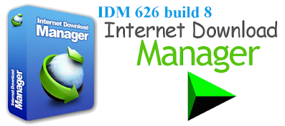 تفعيل  PATCH+Internet Download Manager IDM 626 build 8