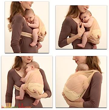 σωστή τοποθέτηση μωρού σε μάρσιπο αγκαλιάς
