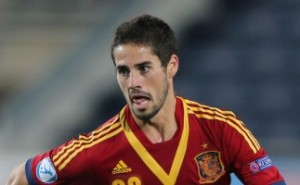 REAL MADRID TO BEAT MAN CITY FOR MALAGA STAR ISCO