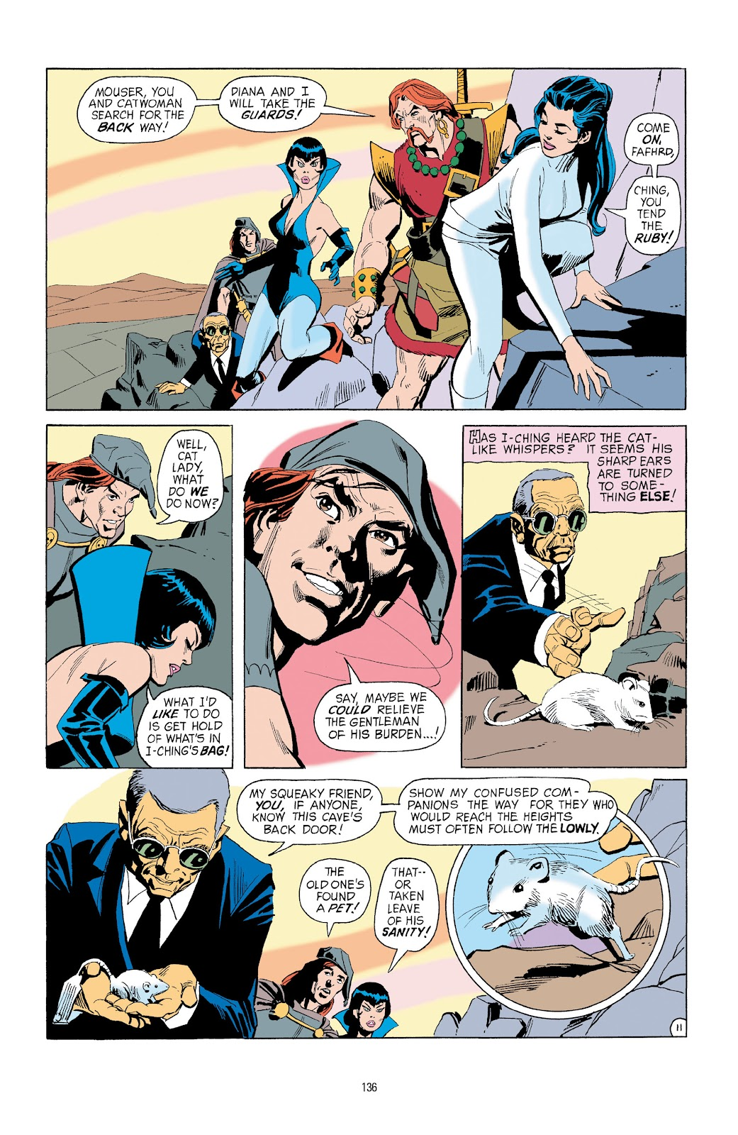 Read online Catwoman: A Celebration of 75 Years comic -  Issue # TPB (Part 2) - 37