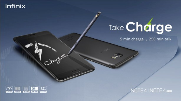 infinix note 4 images
