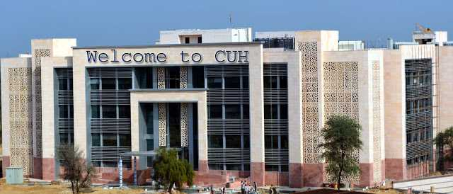 Central  University Haryana Vacancy