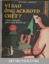 Vì Sao Ông Ackroyd Chết