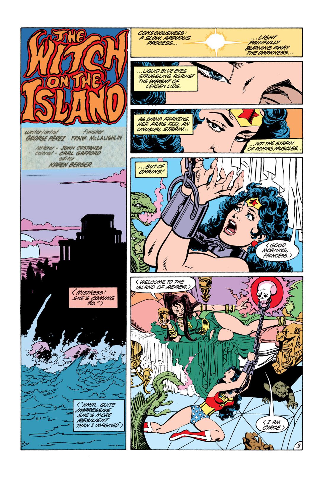 Read online Wonder Woman (1987) comic -  Issue #19 - 4