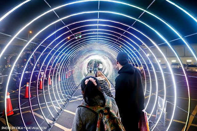 環中夜市3/16重新開幕囉!幻彩光影帶你走進時空隧道,豐富攤位人潮滿滿!