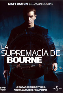 La Supremacía Bourne (2004) Online