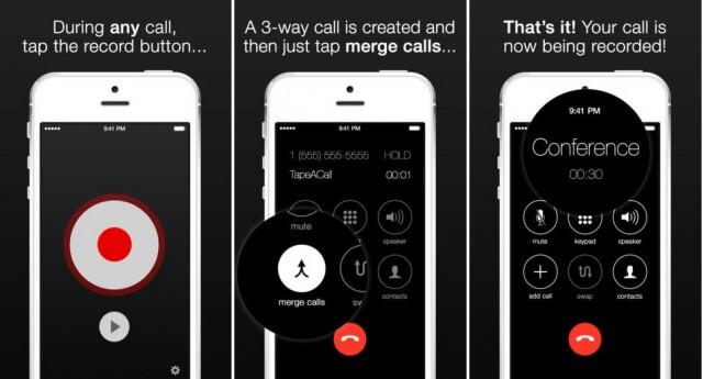 طريقة تسجيل المكالمات على ايفون - افضل 3 طرق