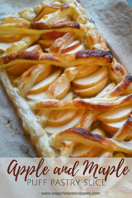 Apple and Maple Slice