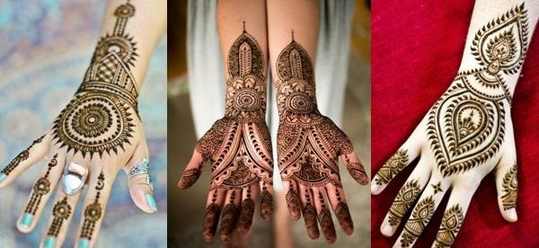 Mehandi Designs For Hands 2 150x150