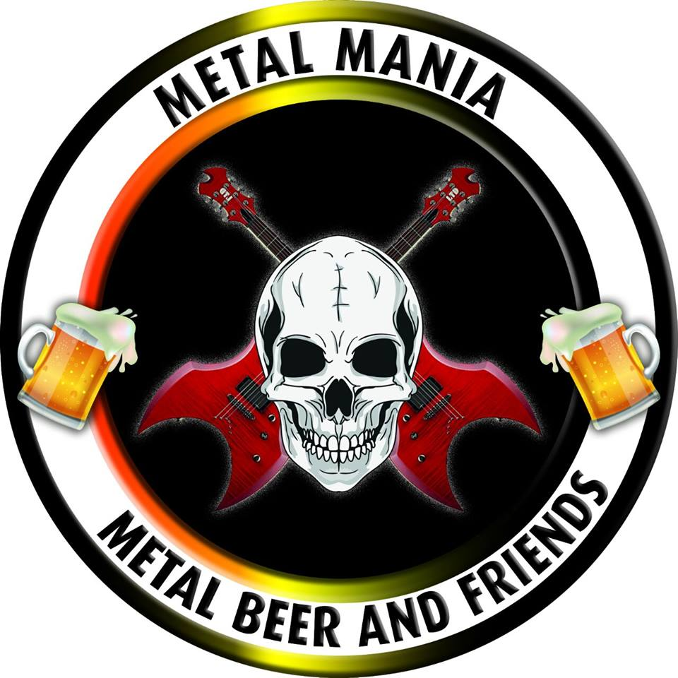 METAL MANIA - METAL BEER AND FRIENDS
