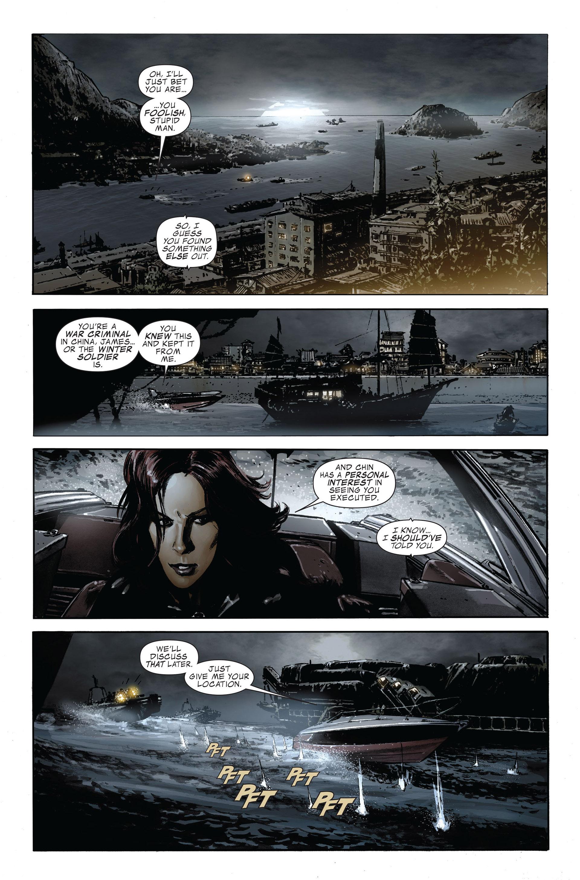 Read online Captain America (2005) comic -  Issue #47 - 7