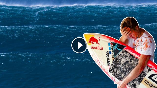JAMIE O BRIEN NEAR DEATH SURFING PIPELINE OAHU HAWAII