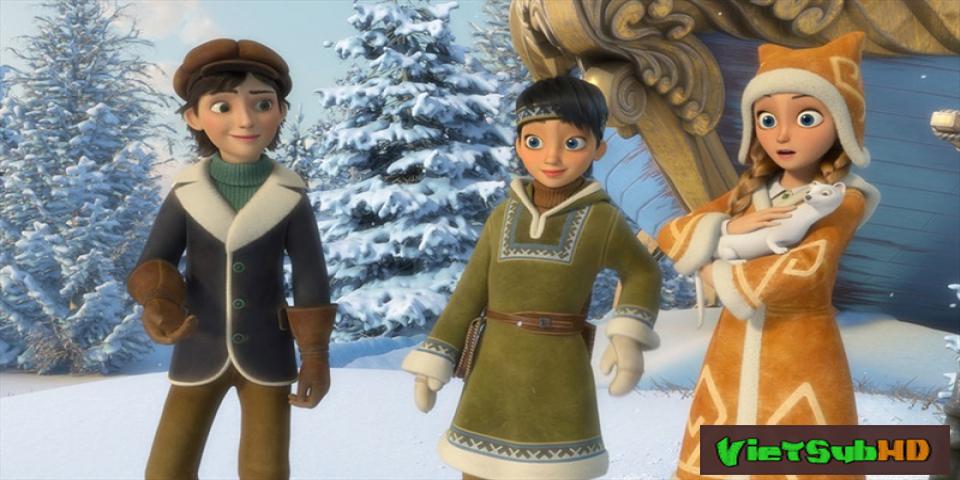 Phim Nữ Hoàng Tuyết 3: Lửa và Băng VietSub HD | The Snow Queen 3: Fire and Ice (2016) 2017
