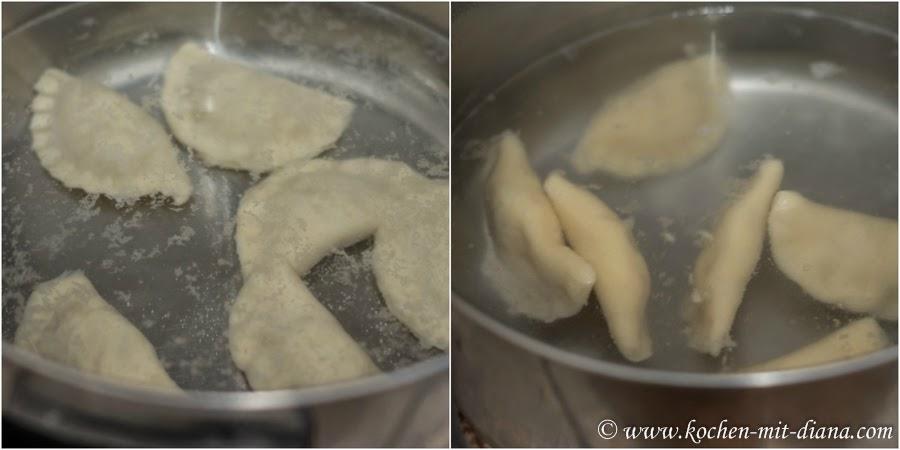 Osttiroler Schlipfkrapfen kochen