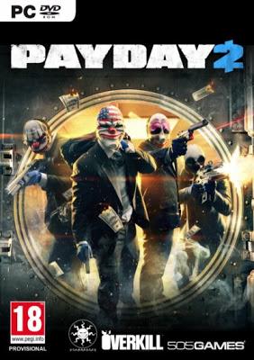 Payday 2  PC Game Free Download Full Version