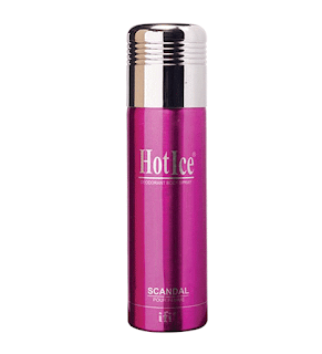 Hot Ice Scandal Pour Femme Body Spray