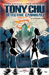 Tony Chu, Détective Cannibale T12 de Rob Guillory PDF