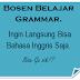 Kontroversi Grammar Perusak Speaking