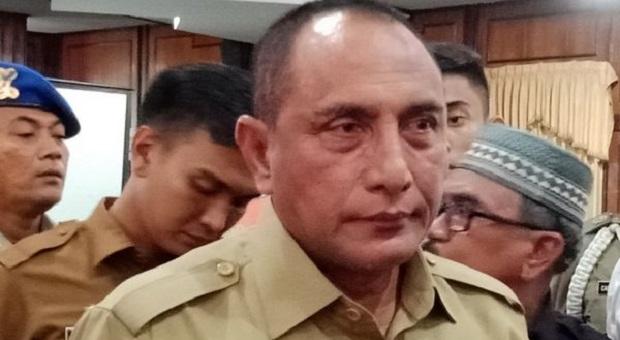 Netral dalam Pemilu 2019, Edy Rahmayadi Siap Tak Populer