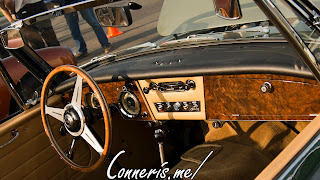 Austin Healey 3000 Dashboard