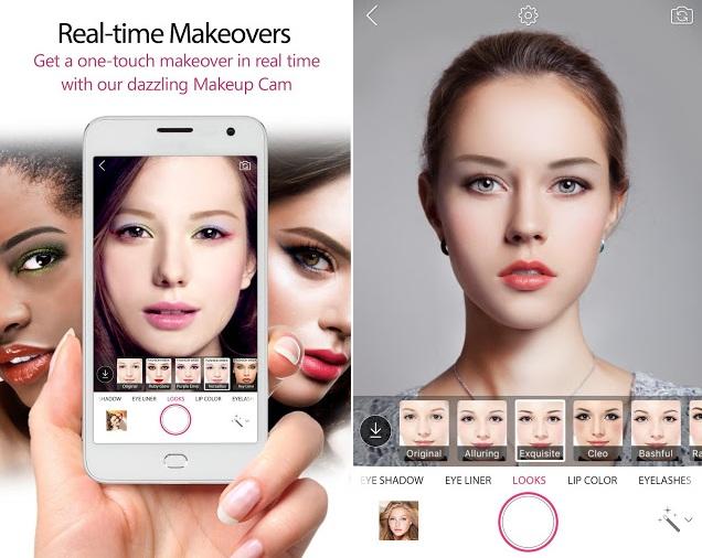 10 Aplikasi Makeup Wajah Di Android Agar Kamu Cantik Maksimal
