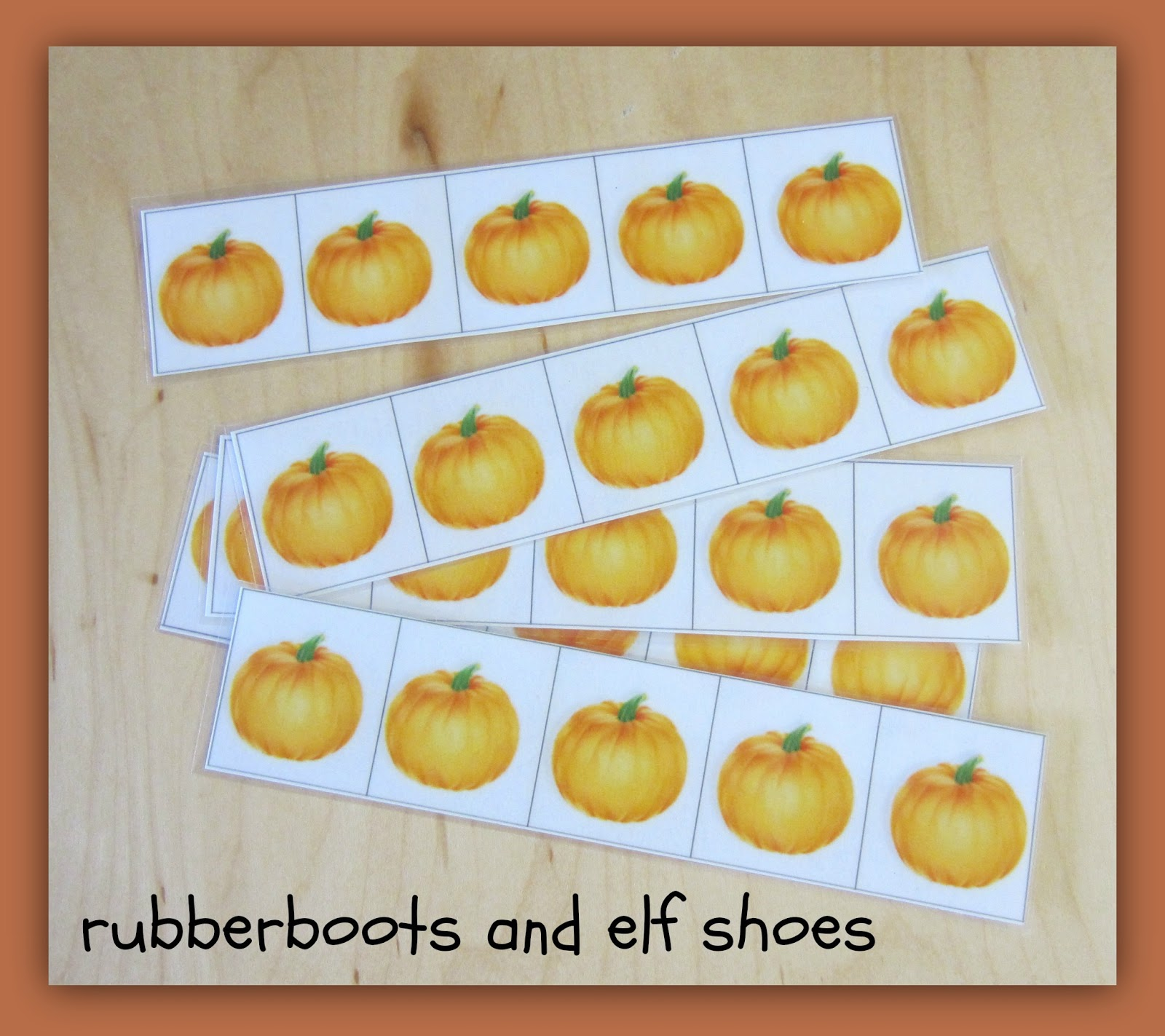 Measuring With Pumpkins