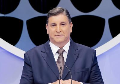 Carlos Nascimento (Crédito: Lourival Ribeiro/SBT)