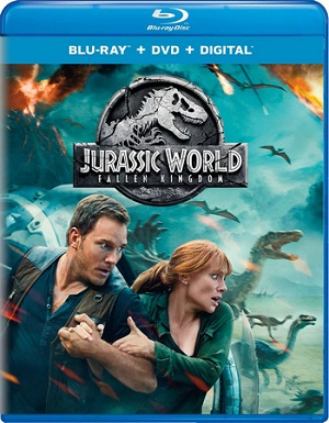 Jurassic World Fallen Kingdom 2018 BRRip BluRay 720p