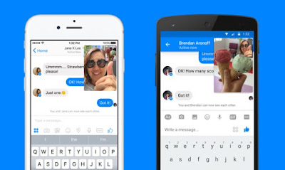 Facebook Messenger v86 APK Update with New Instant video Feature