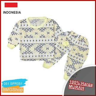 SPR051 Piyama Anak Bayi Batik 0 BMGShop