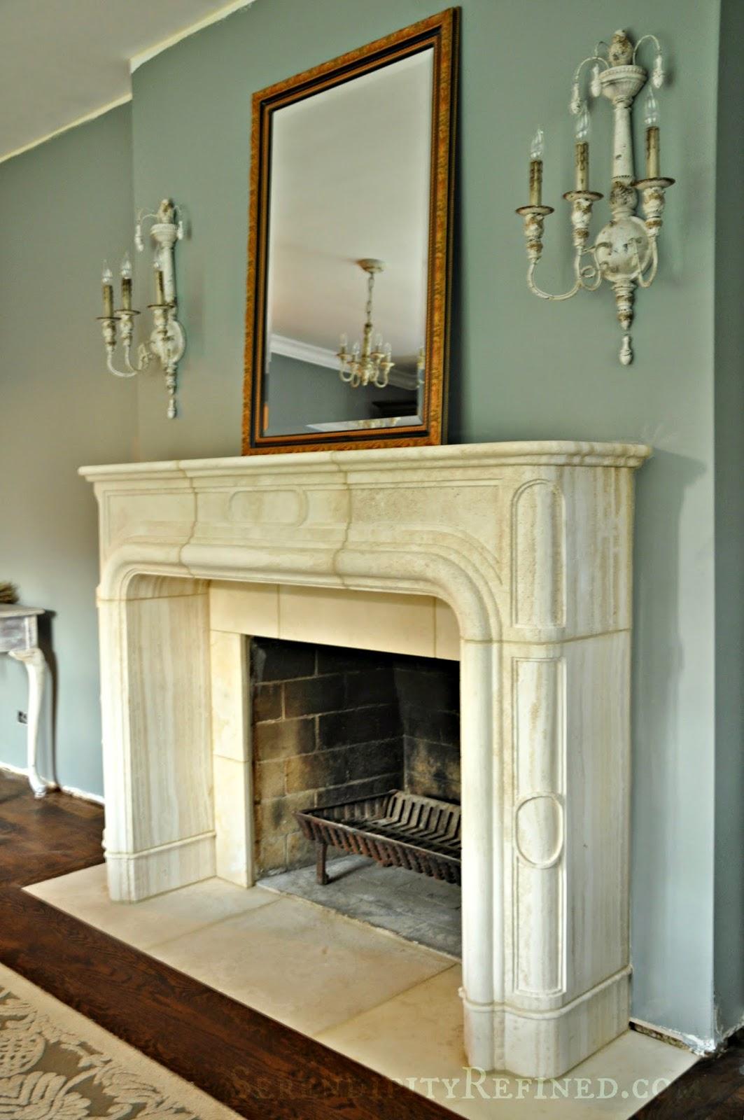 Serendipity Refined Blog: French Replica - Limestone ...