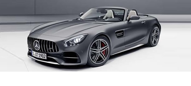 AMG-GT Roadster