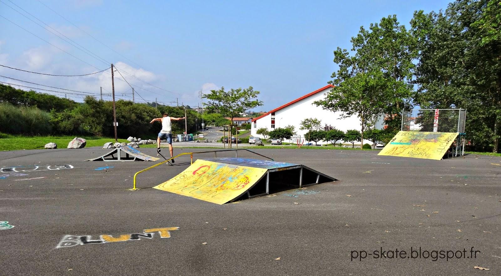 skatepark Bidart