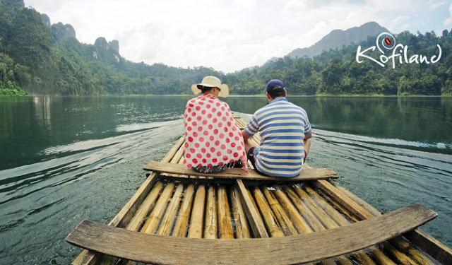 Bamboo Rafting in Idukki