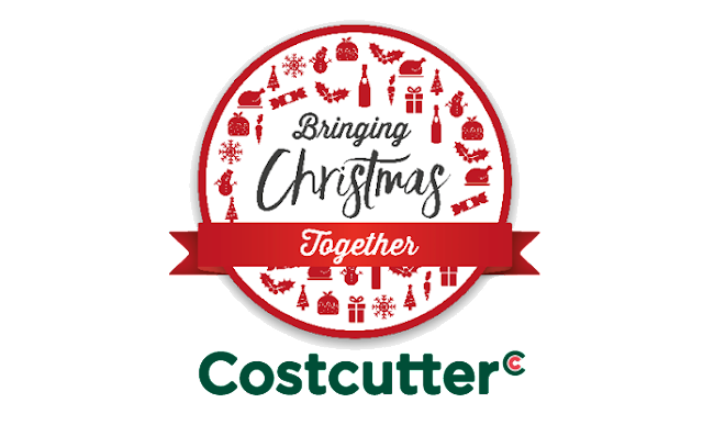 Costcutter Christmas logo