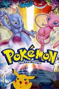 Pokemon Mewtwo Strikes Back 1998 Hindi Dubbed Movie Download 300mb DVDRip 480p