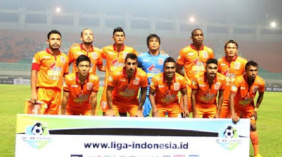 Daftar Pemain Borneo FC