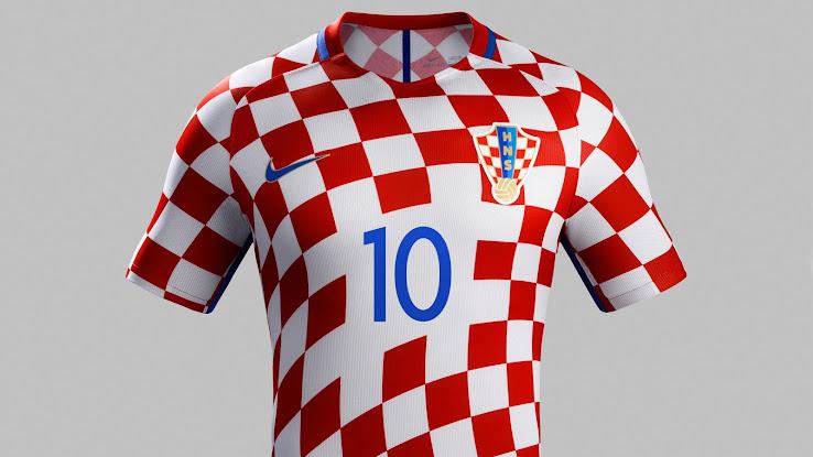 Kroatien Em 2016 Trikots Veröffentlicht Nur Fussball