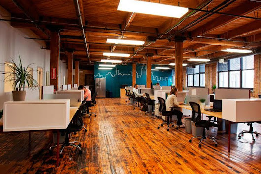 5 Reasons You Should Rent A Co-working Space
