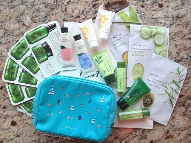 Innisfree Free Gifts with Purchase