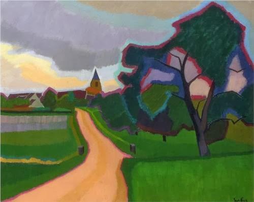 Auguste Herbin y la Geometría Pura