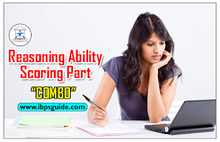 """Crack IBPS Exam 2017 - Reasoning Ability Scoring Part (Day-1 to 10) - """"COMBO"""""""