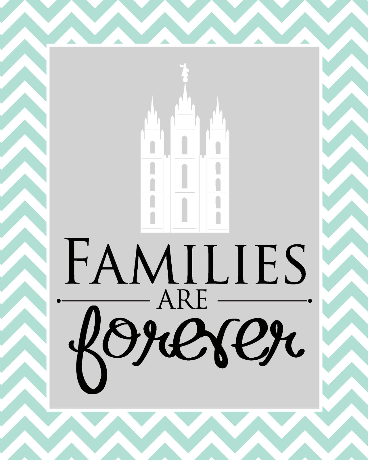 Family Forever: Elskling Press: Families Are Forever