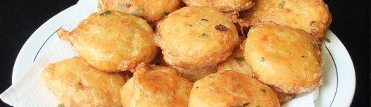 Perkedel merupakan salah satu makanan yang sangat cocok di santap sebagai pendamping nasi Resep Cara Membuat Perkedel Kentang Yang Enak